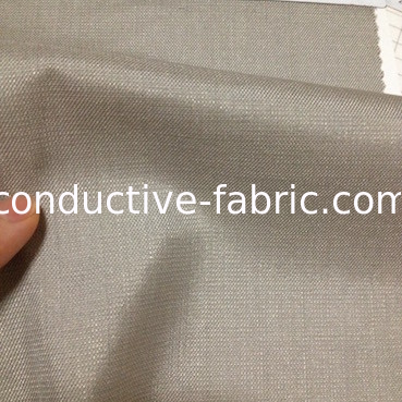 cotton RF shielding fabric silver fiber fabric for military use