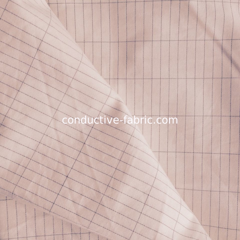 conductive silver fiber antistatic antibacterial grounding earthing sheet fabric
