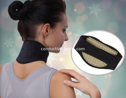China FAR-IR tourmaline self-heating anion health care neck protective distributor