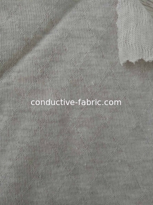 China silver fiber antibacterial fabric for sports wear antimicrobial anti-ordor distributor
